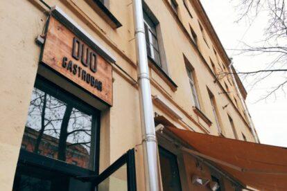 Duo Gastrobar Saint Petersburg