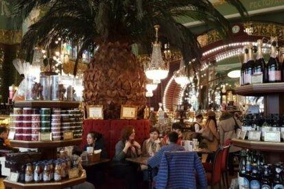 Eliseev Merchants Shop Saint Petersburg