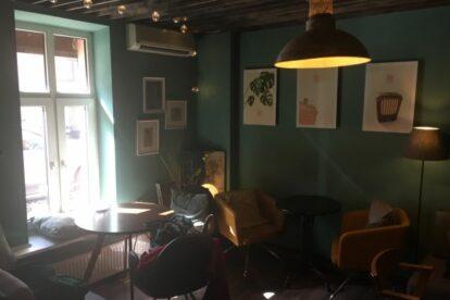 Hygge Cafe & Hostel Saint Petersburg