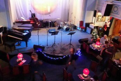 Jazz Philharmonic Hall Saint Petersburg