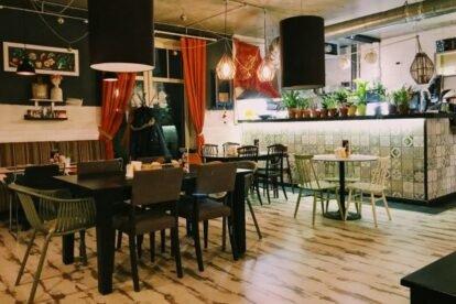 Jiva Burgers Saint Petersburg