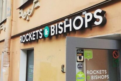 Rockets & Bishops Saint Petersburg