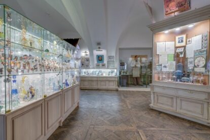 Russian Vodka Museum Saint Petersburg