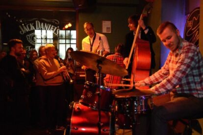 The Hat Jazz Bar Saint Petersburg