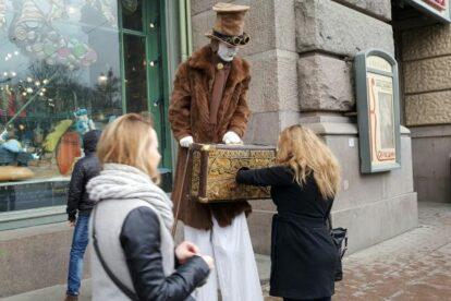 Unpredictable predictor Saint Petersburg