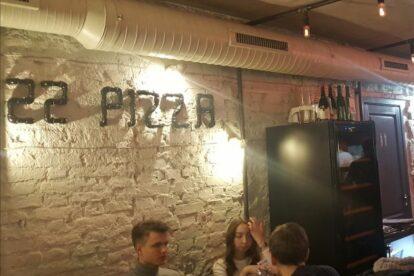 22 Pizza Saint Petersburg