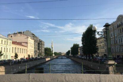 Kruykov Canal Saint Petersburg