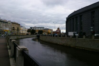 Obvodny Canal Saint Petersburg
