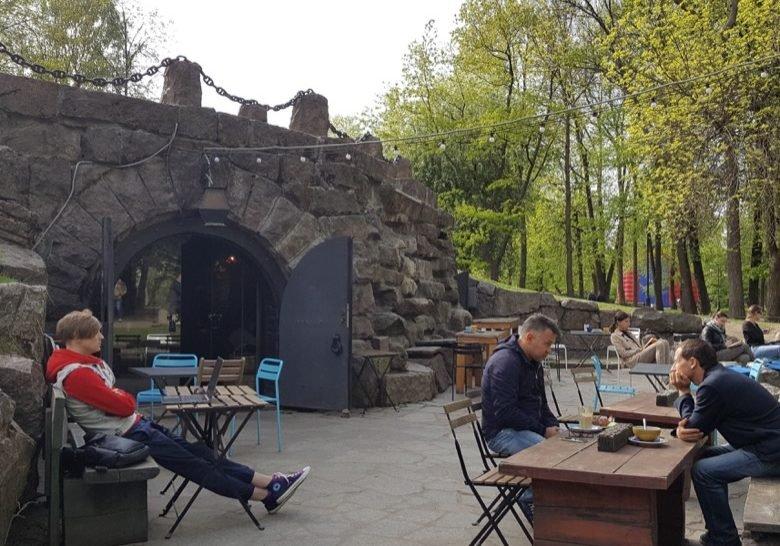 Bolshe Cofe Saint Petersburg
