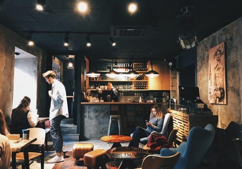 Coffee 22 Saint Petersburg