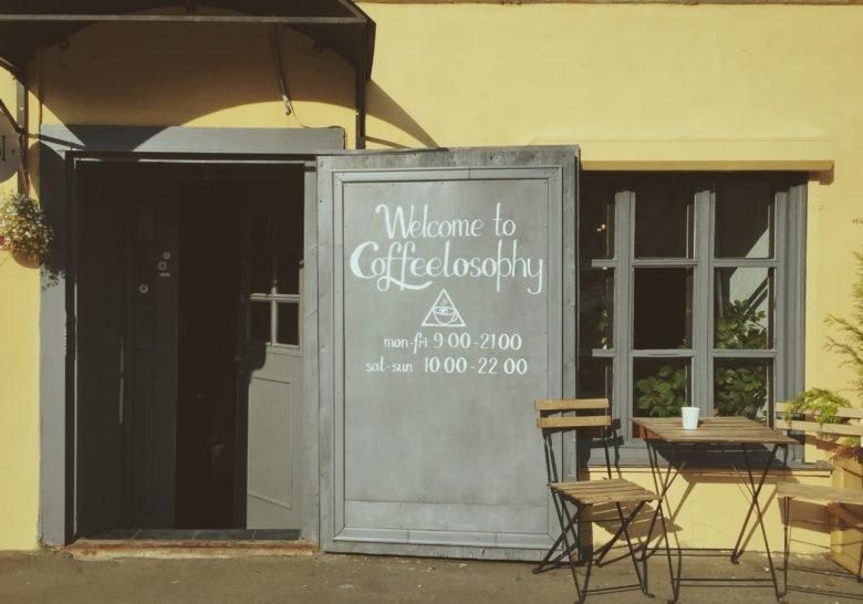 Coffelosophy Saint Petersburg