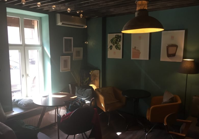 Hygge Cafe & Hostel Saint Petersburg