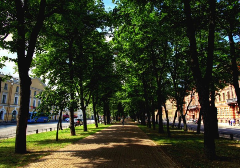 Konnogvardeysky Boulevard Saint Petersburg