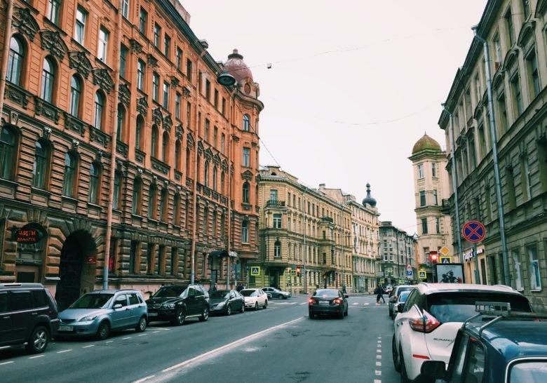 Radishcheva Street – Quiet path between two points