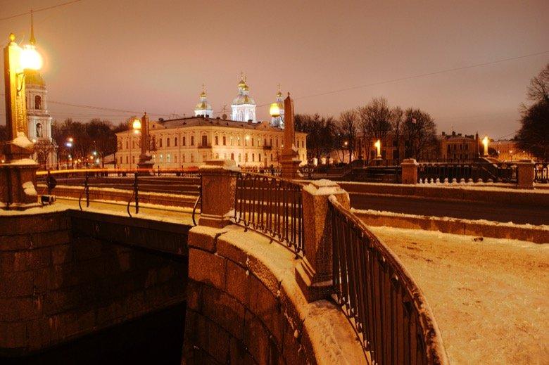 Seven Bridges Saint Petersburg