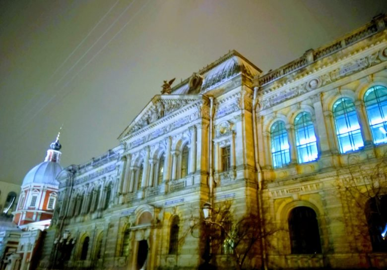 Stiglitz Drawing Academy Saint Petersburg