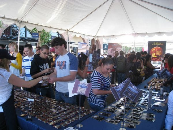 Ghirardelli Square Chocolate Festival San Francisco