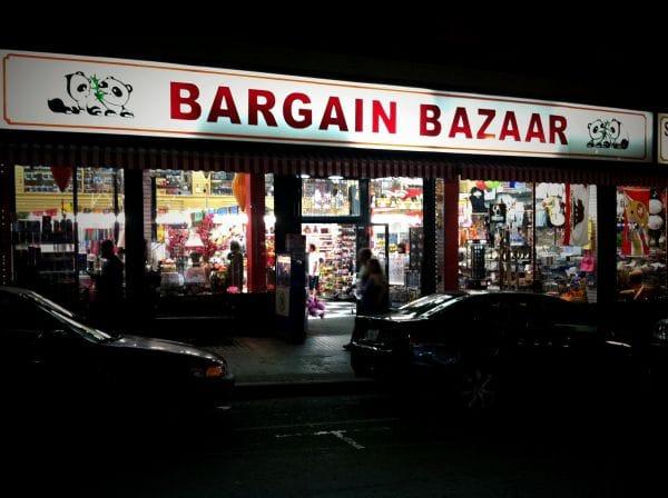 Bargain Bazaar San Francisco