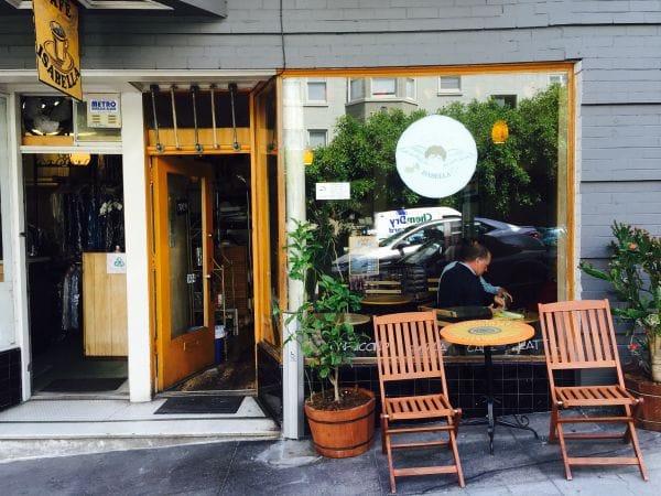 Cafe Isabella San Francisco