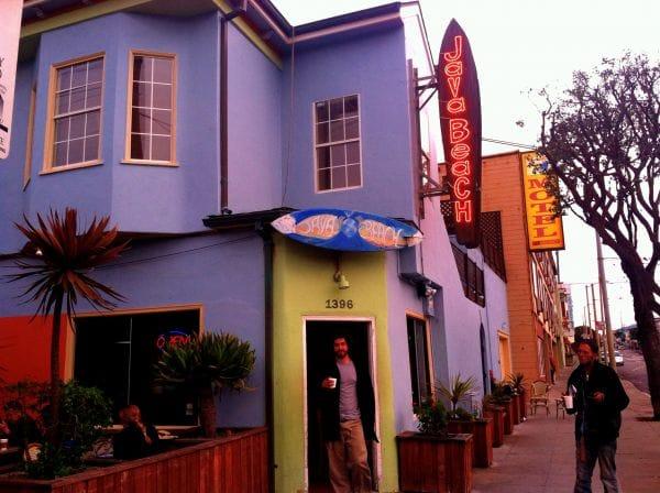 Java Beach Cafe San Francisco