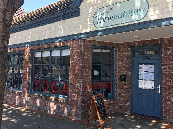 Thriveability Yoga San Francisco