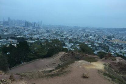 Corona Heights San Francisco