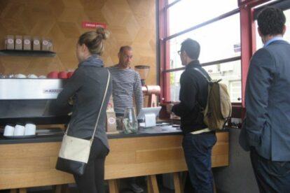 Linea Caffe San Francisco