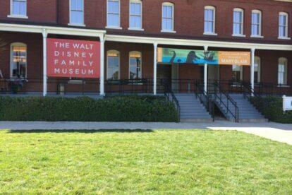 The Walt Disney Family Museum San Francisco