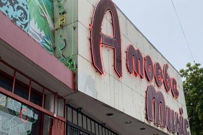 Amoeba Music San Francisco