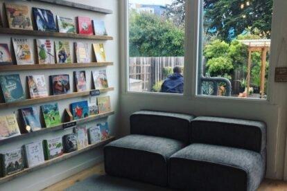 Black Bird Bookstore San Francisco
