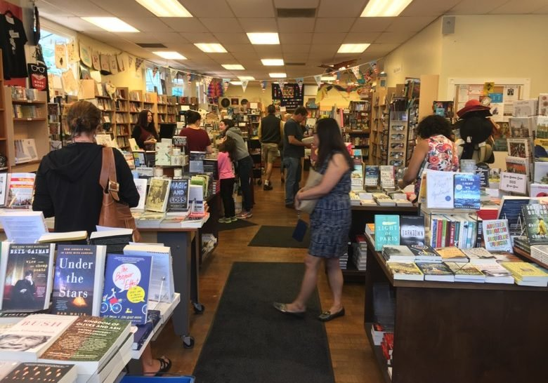 Bookshop West Portal San Francisco