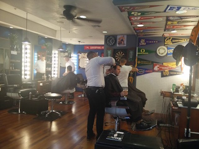 Brogan and Son Barber Shop San Francisco