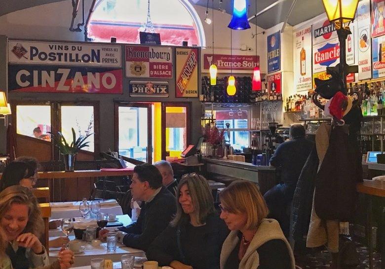 Café Bastille San Francisco