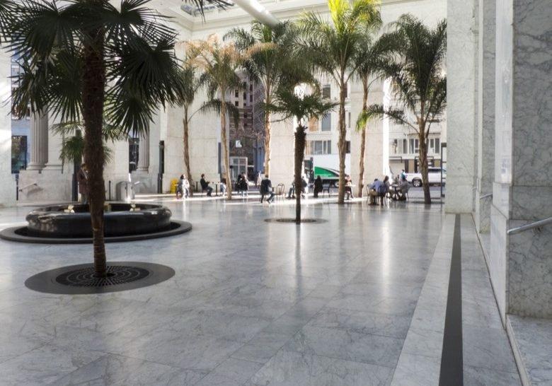 Citigroup Center Atrium San Francisco