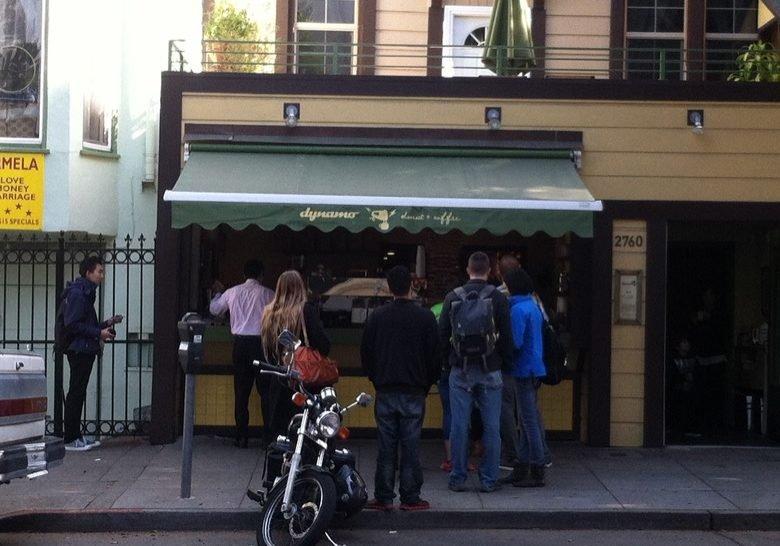 Dynamo Donut + Coffee San Francisco