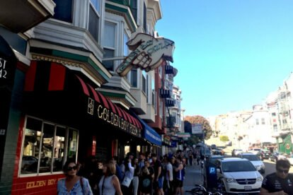 Golden Boy Pizza San Francisco