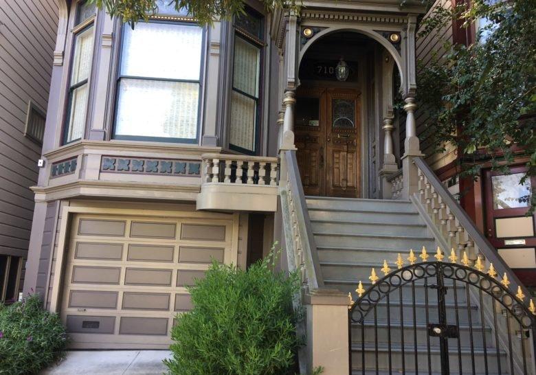Grateful Dead House San Francisco