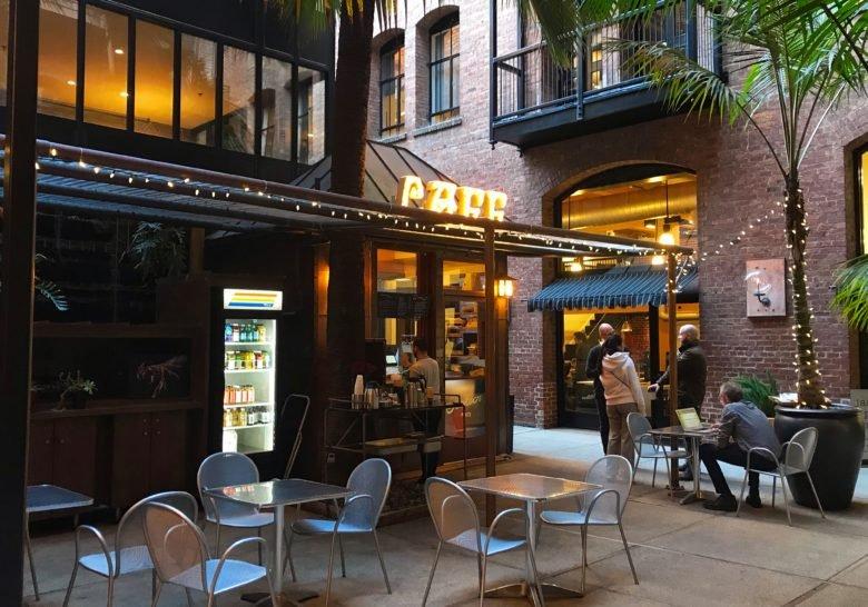 Jackson Place Café San Francisco