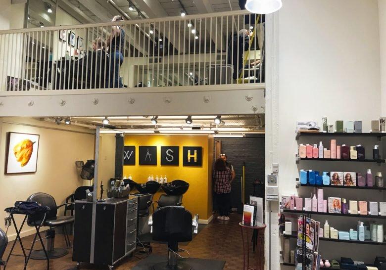 Jackson Place Salon San Francisco