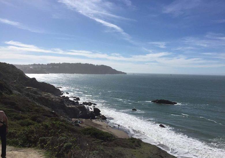 Lands End to Coastal Trail San Francisco