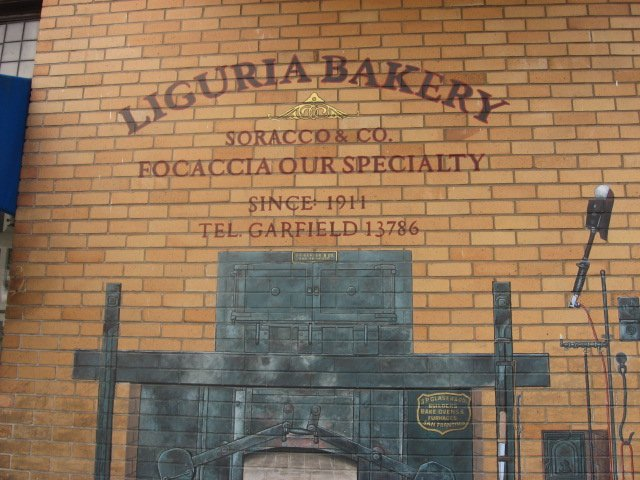 Liguria Bakery San Francisco