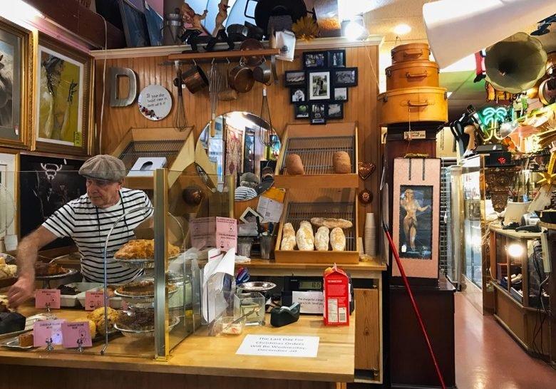 Lotta's Bakery San Francisco