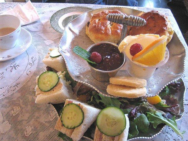 Lovejoys Tea Room San Francisco