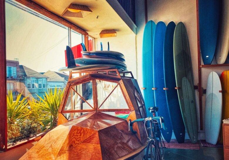 Mollusk Surf Shop San Francisco