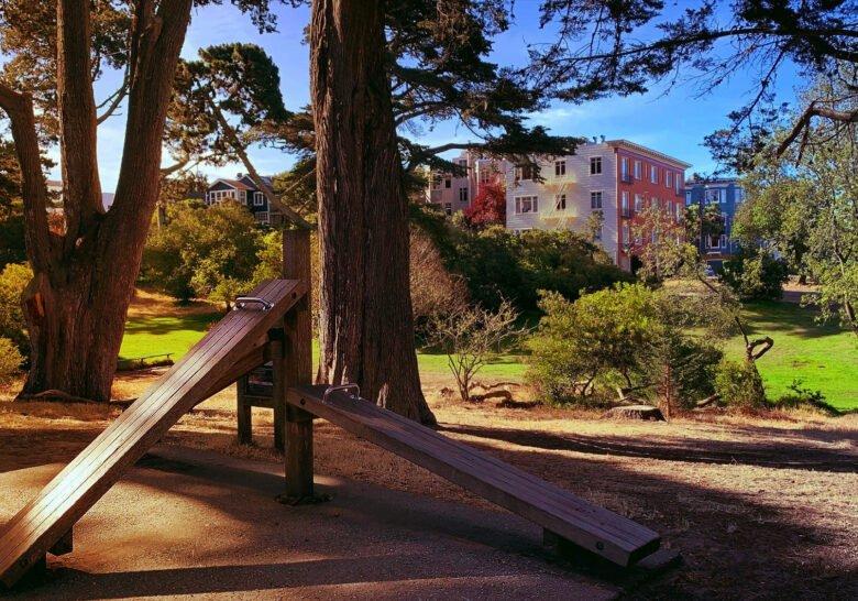 Mountain Lake Park San Francisco
