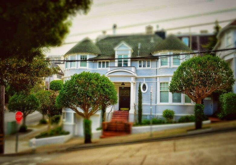 Mrs. Doubtfire House San Francisco