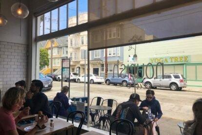 Nourish Cafe San Francisco