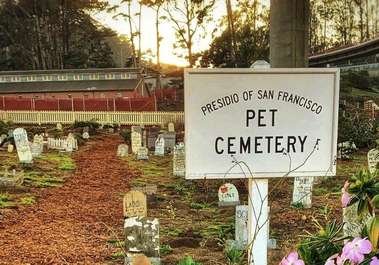 Presidio Pet Cemetery San Francisco