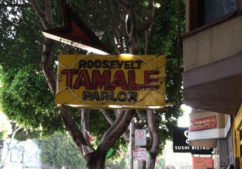 Roosevelt Sip N Eat San Francisco