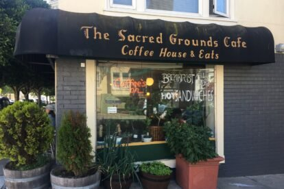 Sacred Grounds Cafe San Francisco